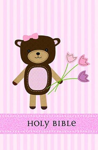 9781400321056: Baby Bear Bible - Girl