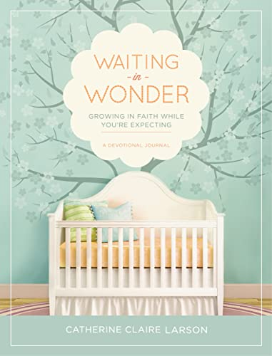 9781400321070: Waiting in Wonder: Growing in Faith While You're Expecting