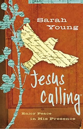 9781400321681: Jesus Calling: Enjoy Peace in His Presence