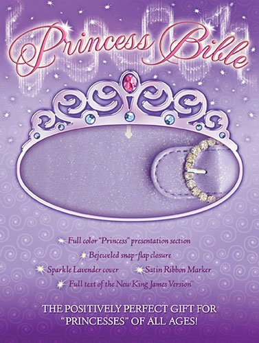 9781400321827: Princess Bible-NKJV-Magnetic Closure