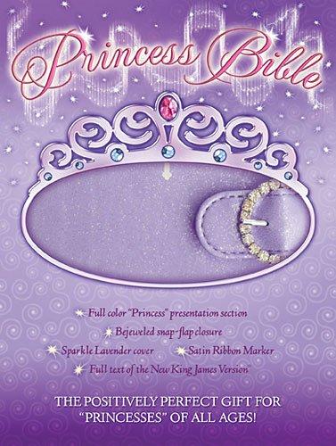 9781400321827: Princess Bible: Lavender - New King James Version