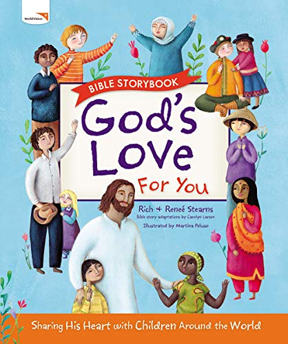 9781400321872: God's Love For You Bible Storybook