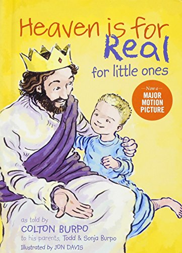 9781400322275: Heaven is for Real for Little Ones