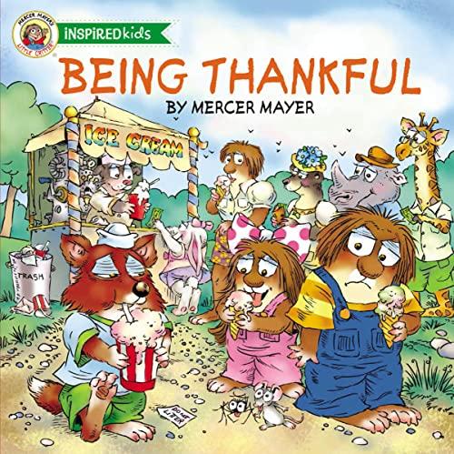 Being Thankful (Mercer Mayer's Little Critter): Mayer, Mercer