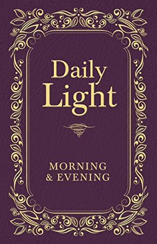 9781400322572: Daily Light: Morning & Evening