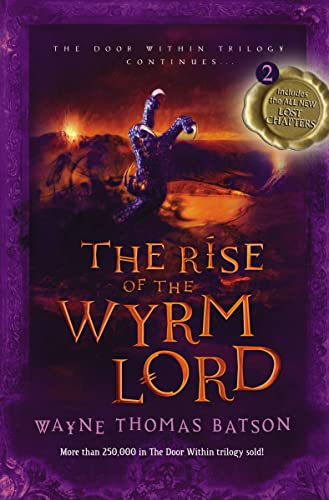 9781400322657: The Rise of the Wyrm Lord (Door Within Trilogy)
