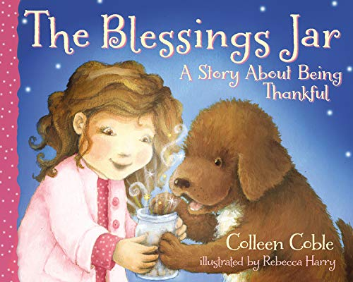 9781400322732: The Blessings Jar: A Story About Being Thankful