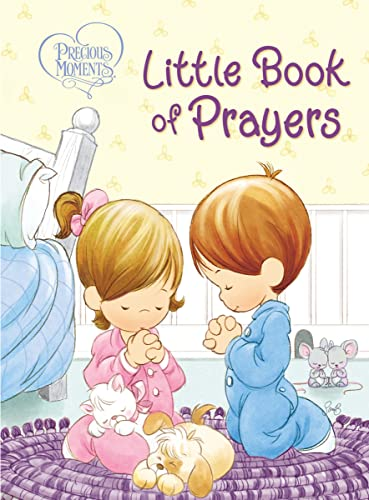 9781400322787: Precious Moments: Little Book of Prayers