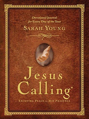 9781400322893: Jesus Calling: Devotional Journal