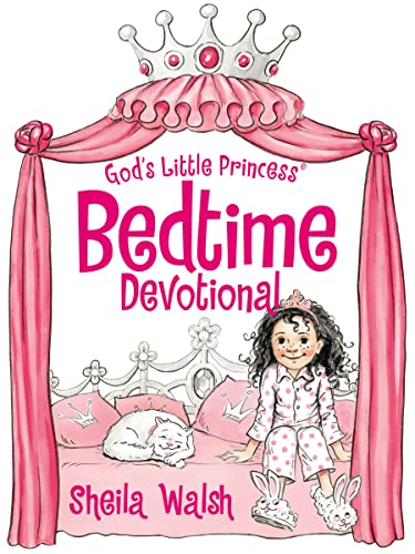 God's Little Princess Bedtime Devotional (1400322936) by Sheila Walsh
