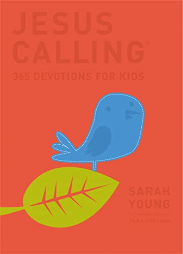 9781400323067: Jesus Calling: 365 Devotions For Kids: Deluxe Edition