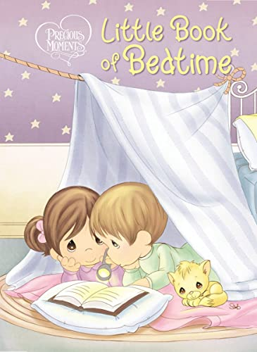 9781400323449: Precious Moments: Little Book of Bedtime