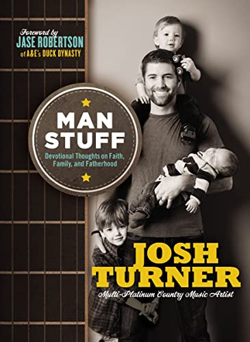 9781400324323: Man Stuff: Thoughts on Faith, Family, and Fatherhood