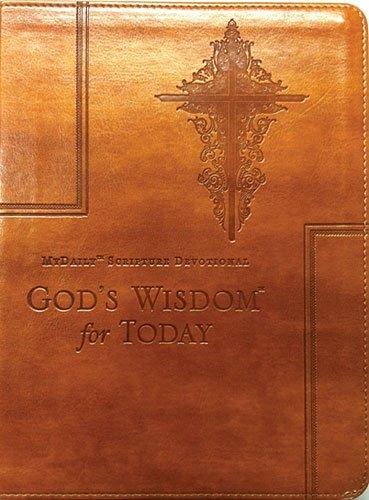 9781400379286: God's Wisdom for Today - My Daily Scripture Devotional