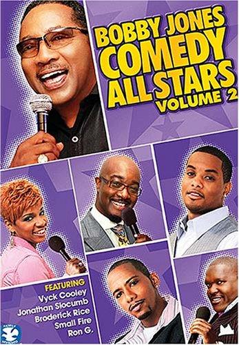 BOBBY JONES COMEDY ALL-STARS Format: DP