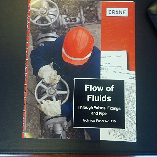 Flow of Fluids Through Valves, Fittings &: Valve, Crane