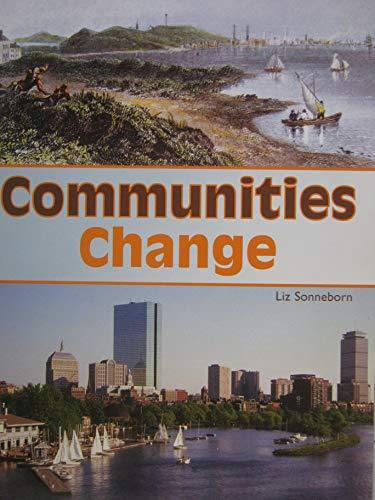 9781400741632: Communities Change (Read to Learn, Social Studies)
