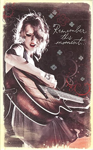 9781400900008: Taylor Swift - Journal - Remember this moment ...