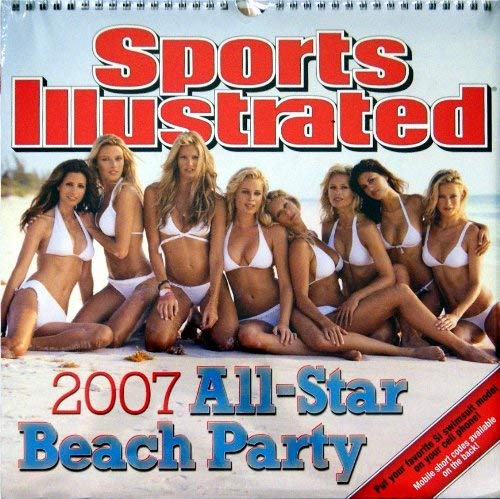 9781400911967: Sports Illustrated 2007 Calendar: All-Star Beach Party