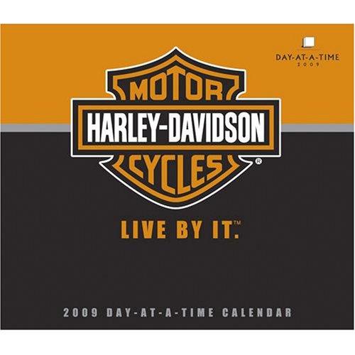 9781400917044: Harley-Davidson 2009 Calendar