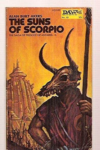 9781401000493: The Suns of Scorpio