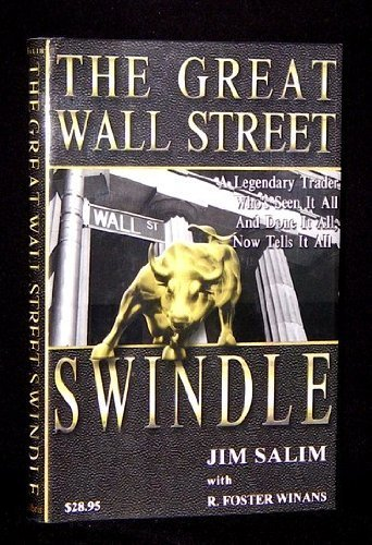 9781401018061: The Great Wall Street Swindle