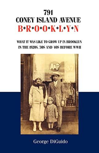 791 Coney Island Avenue: Brooklyn: George DiGuido