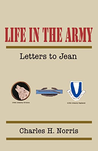 9781401022457: Life in the Army: Letters to Jean