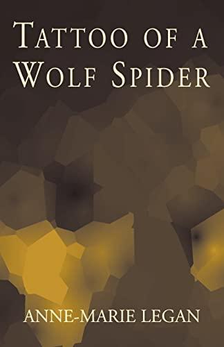Tattoo of a Wolf Spider: Anne-Marie Legan