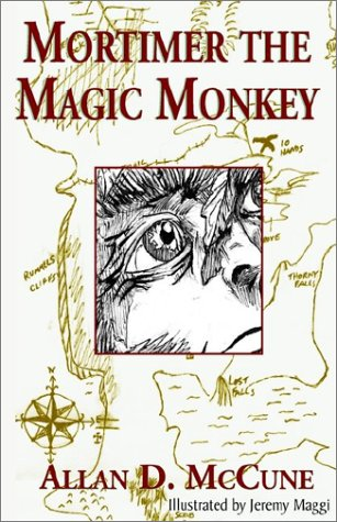 9781401043193: Mortimer the Magic Monkey: Illustrated by Jeremy Maggi