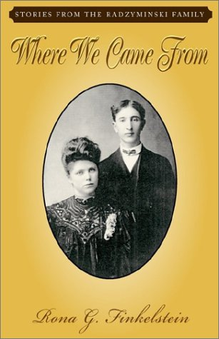 9781401046941: Where We Came from: Stories from the Radzyminski Family