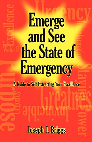 9781401051105: Emerge and See the State of Emergency