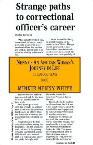 9781401053383: Nenny-Woman an African Woman's Journey in Life: Childhood Years
