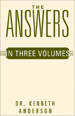 The Answers: Kenneth Anderson