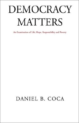 9781401067588: Democracy Matters