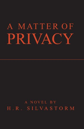 9781401090913: A Matter Of Privacy