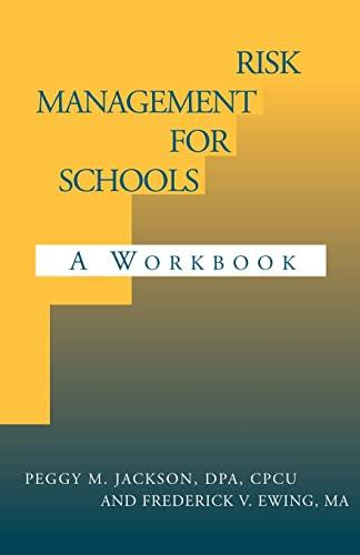 9781401094256: Risk Management for Schools