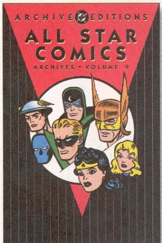 All Star Comics Archives, Vol. 9