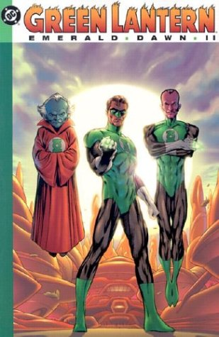 Green Lantern: Emerald Dawn II (9781401200169) by Giffen, Keith