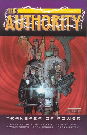 The Authority Vol. 4: Transfer of Power
