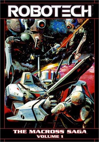 9781401200244: Robotech: The Macross Saga - Volume 1