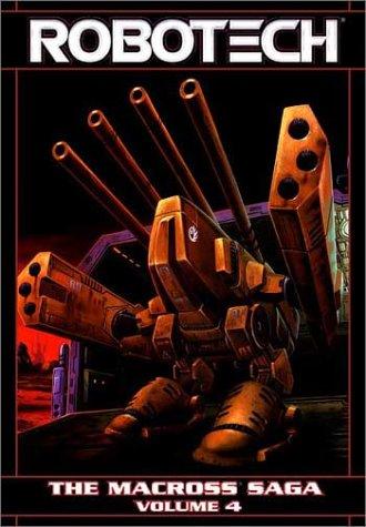 Robotech: The Macross Saga - Volume 4: Markalan Joplin