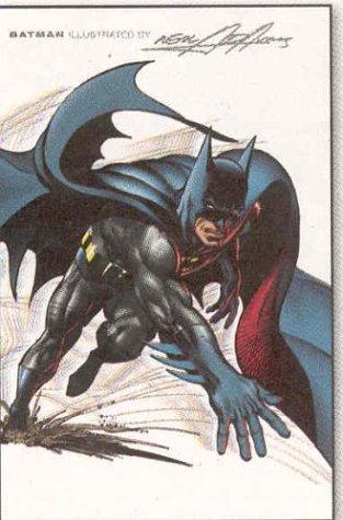 9781401200411: BATMAN ILLUSTRATED BY NEAL ADAMS 01 HC