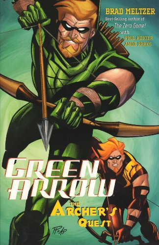 9781401200442: Green Arrow: The Archer's Quest