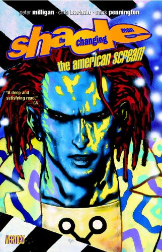 9781401200466: Shade the Changing Man Vol. 1: The American Scream