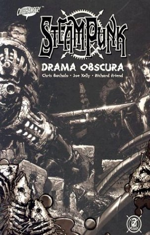 9781401200473: Steam Punk: Drama Obscura