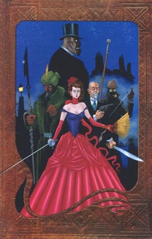9781401200527: The League of Extraordinary Gentlemen, Vol. 1, Absolute Edition