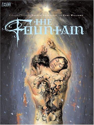 The Fountain, A Graphic Novel: Aronofsky, Darren