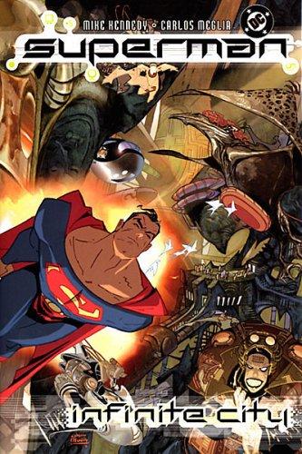 9781401200671: Superman: Infinite City (Superman Limited Gns (DC Comics R))