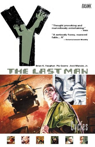 Y THE LAST MAN 02 CYCLES